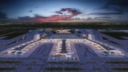 İstanbul Havalimanı'na Çin'den 1 milyar 545 milyonluk metro