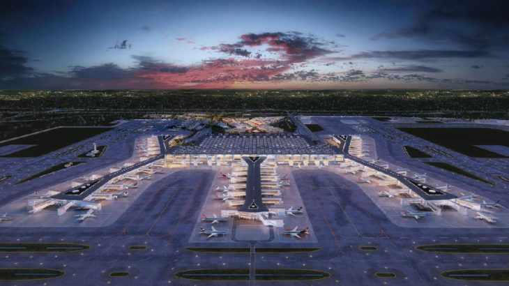 2021 bütçesinden, İstanbul Havalimanı'na uçmayan yolcular için 'garanti' ödeme