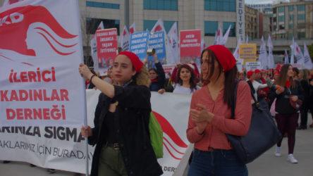 İKD'den 1 Mayıs açıklaması: Kapitalizm emekçilere, kadınlara yaşam hakkı tanımıyor, biz başka alem isteriz!