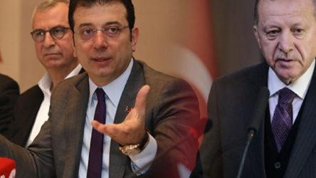 İmamoğlu'ndan Erdoğan'a: Bu makamlara oturmaya mı geldik, hizmet etmeye mi?