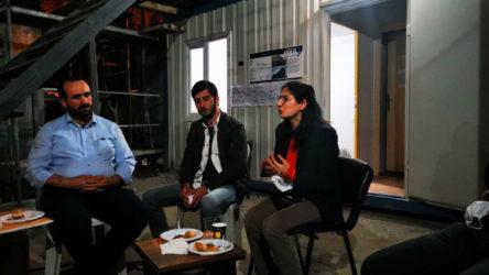 TKH ve İYİ-SEN'den emekçilere 1 Mayıs ziyareti
