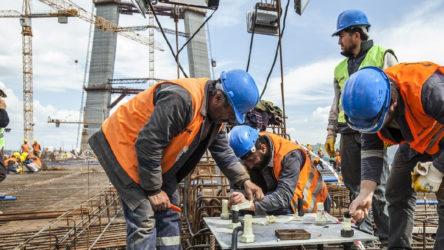 Şantiyeler üzerine çarpıcı rapor: Salgın inşaat işçilerini nasıl etkiledi?