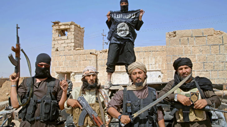 ABD, IŞİD militanlarını El Tanf üssüne taşıdı
