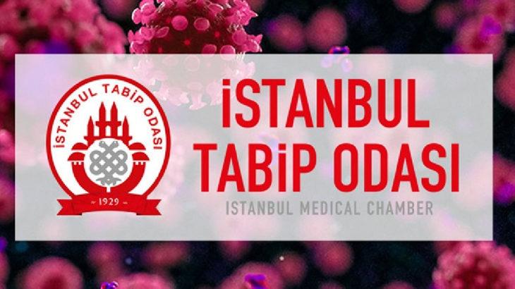 İstanbul Tabip Odası: İstanbul'da enfekte olan sağlık çalışanı sayısı 2 bine yaklaştı