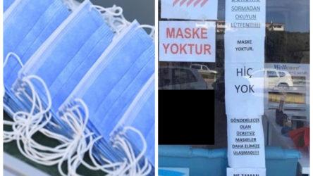 İstanbul Tabip Odası: Üç, beş maskeyi bile dağıtamaz duruma düşmek hicap vericidir