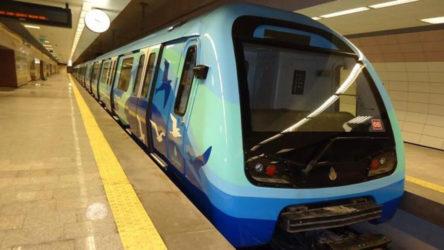 İstanbul'da metro sefer saatlerine güncelleme