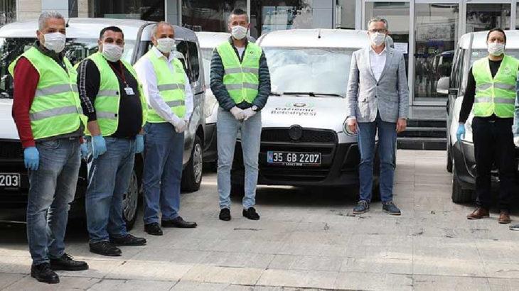 Kaymakamlık, CHP'li belediyenin araçlarını yardım grubundan çıkardı