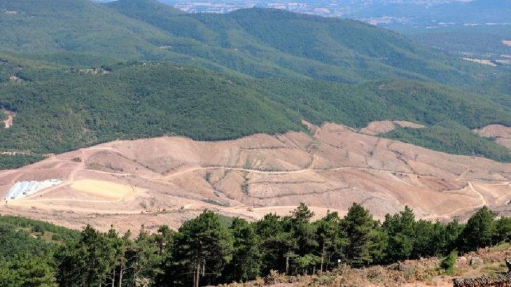 'Kaz Dağları'ndaki ormanların yüzde 80'i madenciliğe tahsis edildi'