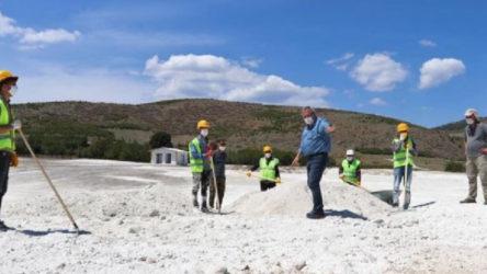 Kesici: Salda Gölü'nden taşınan beyaz kumun geri yerine konulması da tehlikeli