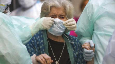 DSÖ: Avrupa'da koronavirüs nedenli ölümlerin yarısı huzur evlerinde görüldü