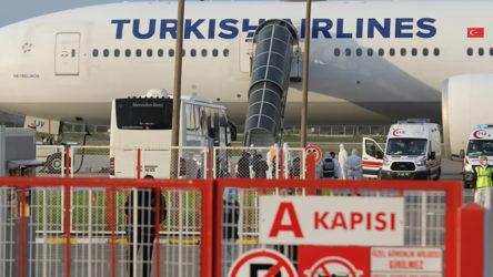 Almanya'daki 289 Türk vatandaşı Samsun'a getirildi