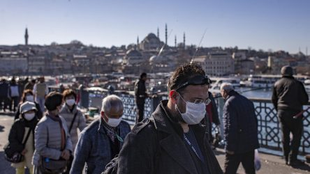 Sağlık Bakanlığı: Vakaların 110 bini İstanbul'da