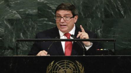 Küba'dan Pompeo'nun tehditlerine yanıt: Şimdi dayanışma dönemi, alçaklık değil