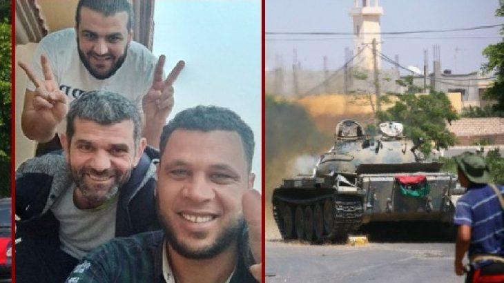 Libya'da alıkonulan 1 Türk işçiden iyi haber