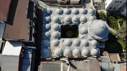 Beyoğlu'ndaki 432 yıllık medrese soyuldu