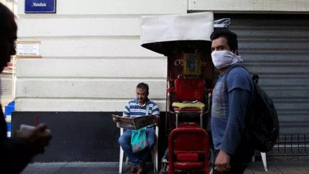 Meksika'da vaka sayısı 9 bini geçti