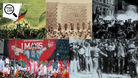 MERCEK | Dünyada ve Türkiye'de 1 Mayıs