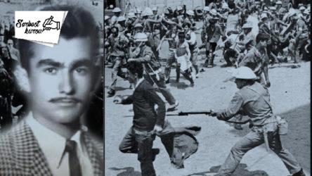 SERBEST KÜRSÜ   Beyazıt Meydanı'ndaki Ölümsüz: Turan Emeksiz