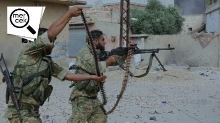 MERCEK | Yandaşın ümmet dediği bugün Türk askerine kurşun sıkıyor