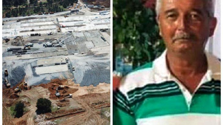 Mersin Mezitli'de iş cinayeti: Taş ocağında bir işçi yaşamını yitirdi, bir işçi yaralandı