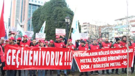 Metal işçileri 1 Mayıs'ı işyerinde eş zamanlı kutlayacak
