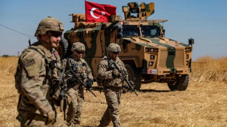 MSB: Irak kuzeyinde 1 asker şehit oldu, 3 asker yaralandı