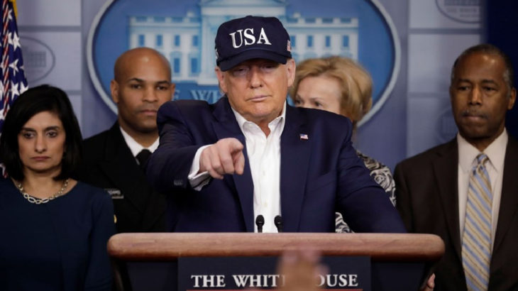 İran'dan ABD Başkanı Donald Trump hakkında tutuklama kararı