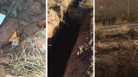 Niğde'de maden skandalı: Sızan siyanür köye ulaştı!