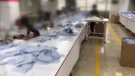 İstanbul'da tekstil atölyelerine baskın