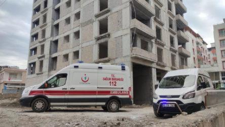 Osmaniye'de iş cinayeti: 10. kattan düşen işçi hayatını kaybetti