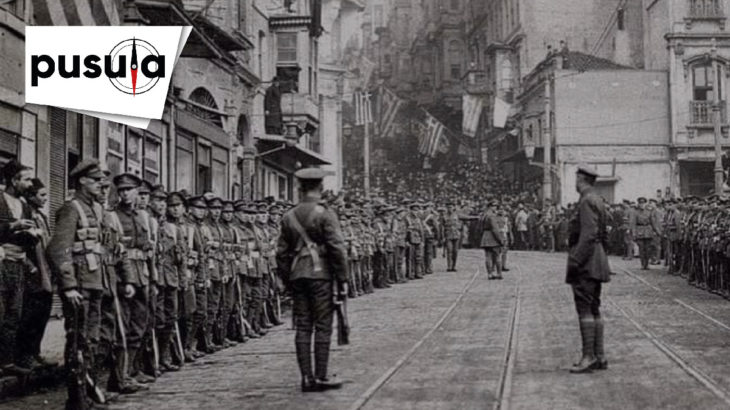 Anadolu'nun emperyalistler tarafından işgali