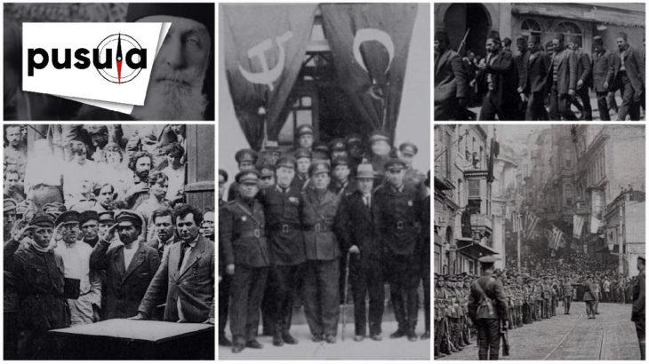 Emperyalist işgale karşı 23 Nisan