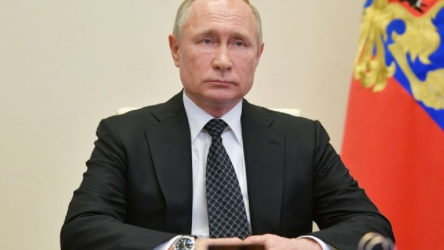 Putin: Salgının tepe noktası henüz ileride