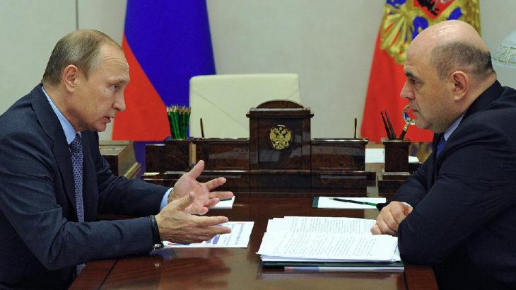 Rusya Başbakanı Mişustin'in koronavirüs testi pozitif çıktı