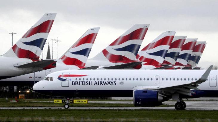Salgının faturası emekçilere kesildi: British Airways, 12 bin kişiyi işten çıkarmayı planlıyor