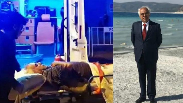 Saldırıya uğrayan CHP'li başkan konuştu: Otel ruhsatını iptal ettiğim için