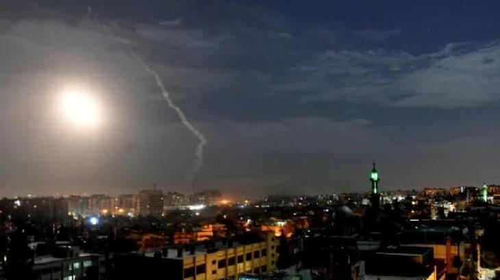 İsrail'den Suriye'ye yeni hava saldırısı