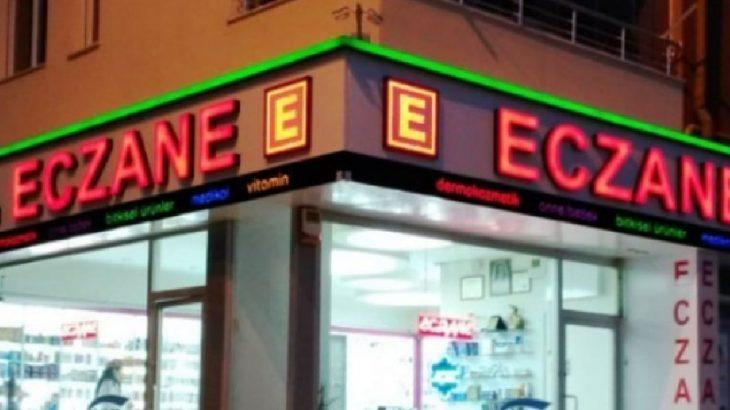 İstanbul'daki eczanelerin çalışma saatleri değişti
