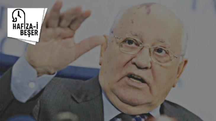 27 Nisan 1995: Gorbaçov Türkiye'de protesto edildi