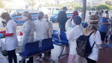 Tahliye edilen 2 tutukluda koronavirüs çıktı