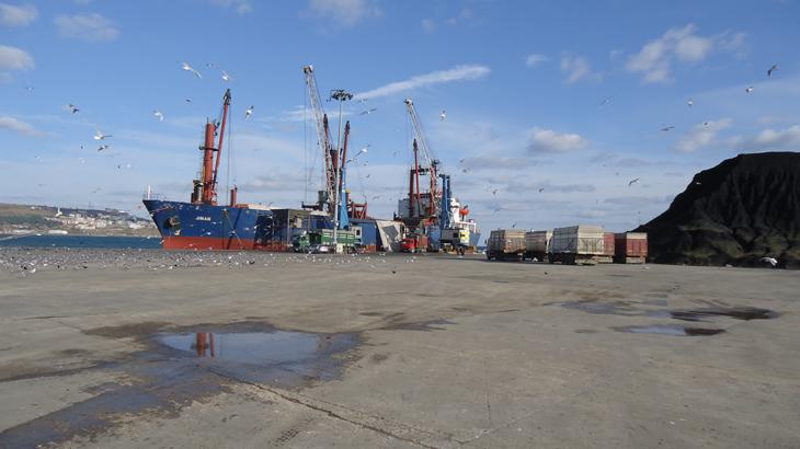 Tekirdağ'daki likit tank çiftliği projesi için 'çevresel felaket' uyarısı