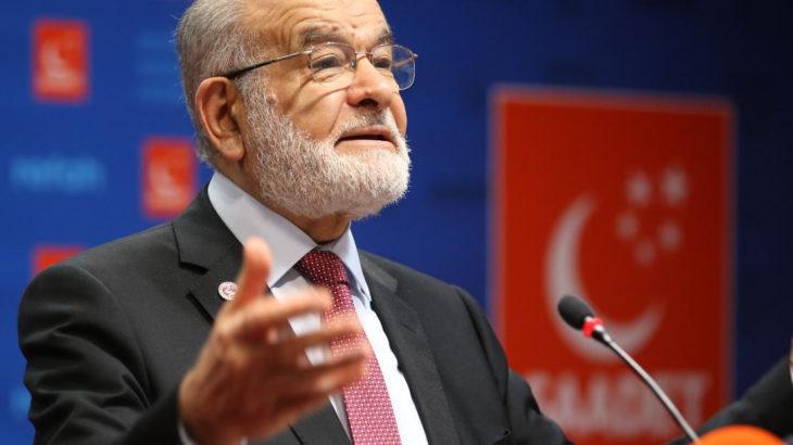 Temel Karamollaoğlu'ndan Millet İttifakı'nın Cumhurbaşkanı adayına ilişkin açıklama