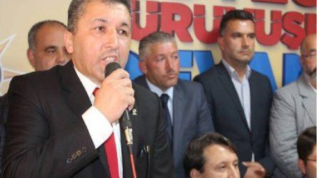 AKP'li il başkanı: Kampanyamız vatanını milletini sevmeyenleri kapsamaz