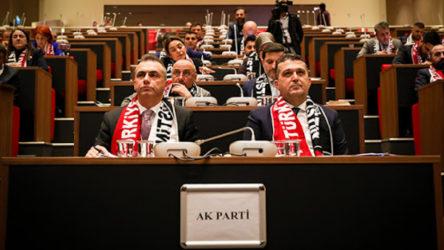 AKP'li Meclis üyesi: Büyükşehir bunlarda değil mi, biz niye yardım ediyoruz?