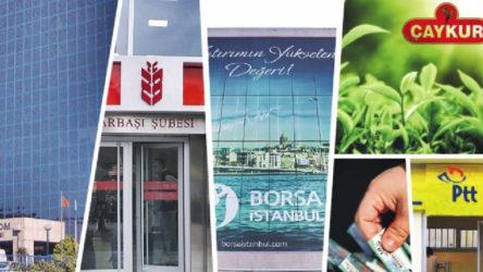 Türkiye Varlık Fonu'nun denetim raporu Meclis'ten kaçırılıyor