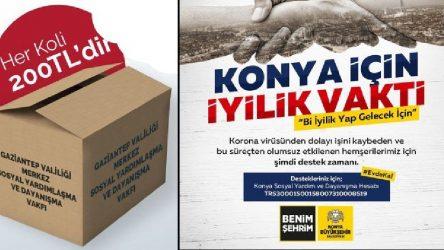 Yardım kampanyası CHP'li belediyelere yasak AKP'li belediyelere serbest