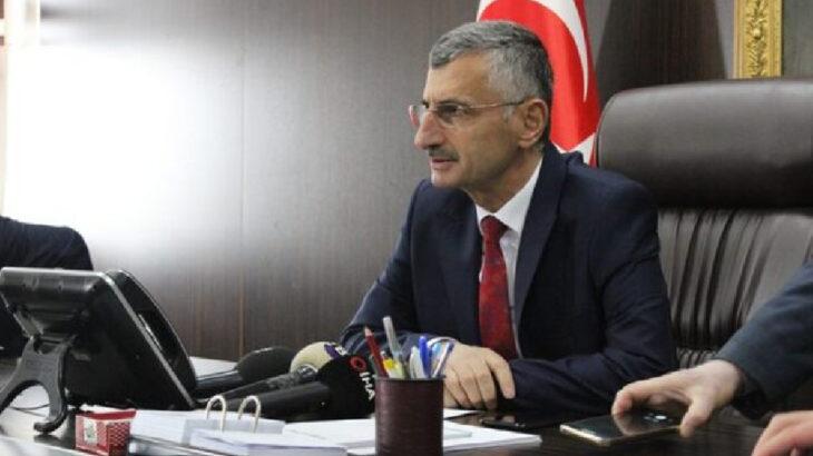 Zonguldak Valisi Bektaş, tepkiler üzerine sağlık çalışanlarından özür diledi