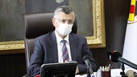 TTB'den 'Sağlıkçılar bizi sıkıntıya soktu' diyen Vali'ye yanıt