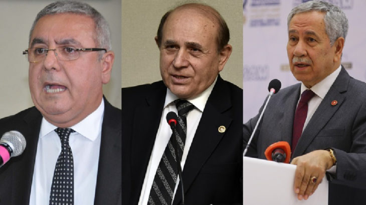 Metiner'in hedefinde Arınç ve Kuzu var: Bunların aklıyla varılacak yer siyaseten hüsrandır!