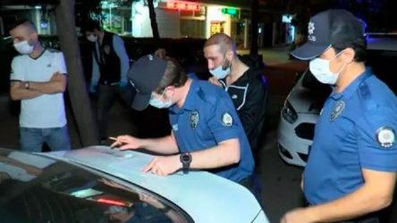 Sokağa çıkma yasağında saç ekim merkezine gittiler: 6 bin 300 lira ceza